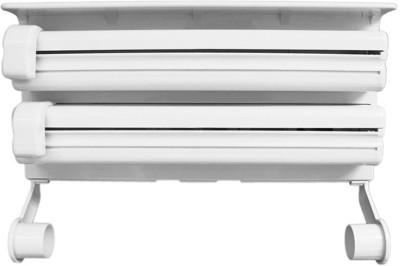 jhondeal.com Triple Cling Film Wrap Aluminium Foil & Kitchen Roll TPD-201 Paper Dispenser  available at flipkart for Rs.585