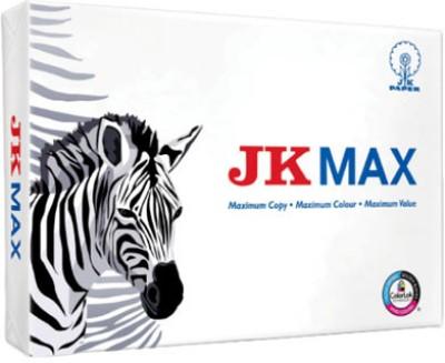 JK Copier Unruled A4 Printer Paper Set of 1, White
