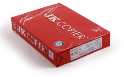 JK Copier Impress Unruled A4 Printer Paper Set of 2, White