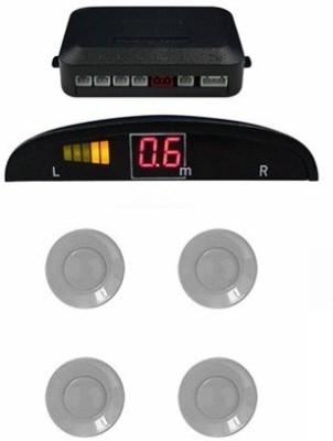 AutoSun SL-142 Reverse Car LED Display Silver Maruti Suzuki Ertiga Parking Sensor(Electromagnetic Systems)  available at flipkart for Rs.899