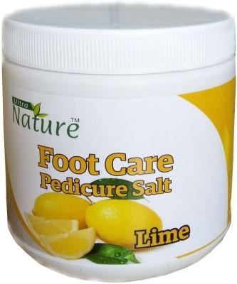 Ultra Nature Foot Care Lime Pedicure Salt(500 g, Set of 1)