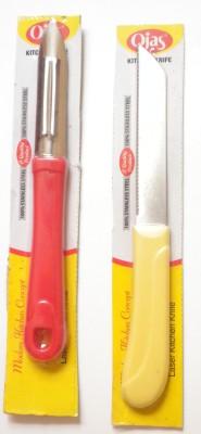 Ojas Super Sharp 2 Y Shaped Peeler Set(Steel Pack of 2)  available at flipkart for Rs.150