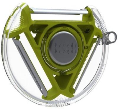 Joseph Joseph 3In1 Design Rotary Peeler(Green)