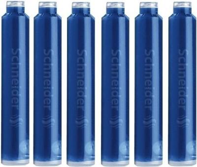 Schneider Fountain Pen Ink Catridge (Set of 15) Refill  available at flipkart for Rs.290