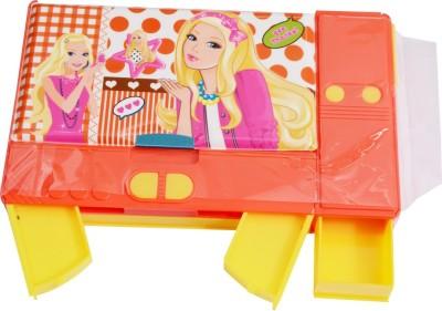 Priyankish Smart Kidz Cartoon Art Plastic Pencil Box(Set of 1, Multicolor)