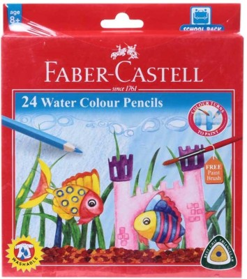 Faber-Castell Color Pencils(Set of 1)  available at flipkart for Rs.280