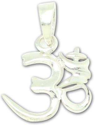 Frabjous Holy Hari OM German Silver Alloy Pendant
