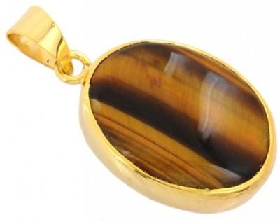 SMS Retail 8.25 Ratti Copper Cat's Eye Stone Pendant at flipkart