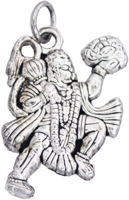 Being Women Elegant Silver Hanuman Cubic Zirconia Alloy Pendant  available at flipkart for Rs.193