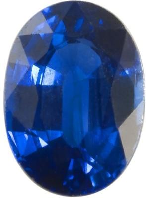 Malabar Gems Blue Sapphire / Neelam 7.25 Ratti Lab Certified Sapphire Stone at flipkart