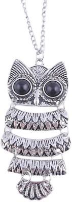 Chooz Designer Studio owl long chain Alloy