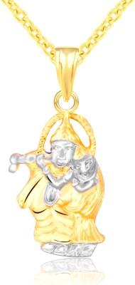 JEWELS CART.IN Shri Radhe Krishna Rhodium Alloy Pendant  available at flipkart for Rs.249
