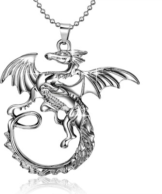 Yellow Chimes Dragon Stainless Steel at flipkart