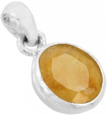 SMS Retail 7.25 Ratii Copper Sapphire Stone Pendant at flipkart