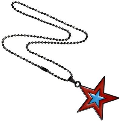 Men Style New Design Star Alloy Pendant