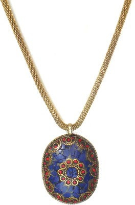 Modish Look Fusion Alloy Pendant  available at flipkart for Rs.349