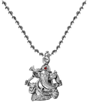 Rich & Famous Elegant Lord Ganesha Brass Pendant  available at flipkart for Rs.195