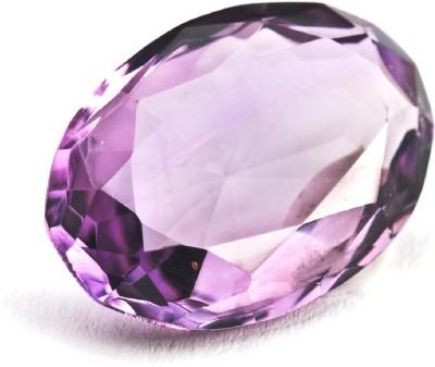 Malabar Gems 6.52 Carat / 7.25 Ratti Amethyst (Katela) Gemstone Amethyst Stone at flipkart