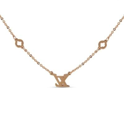 Silverstoli New Design Fashionable Rhodium Alloy Pendant at flipkart