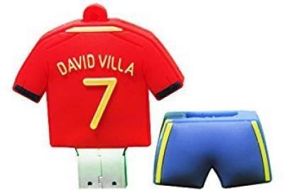 Dreambolic David Villa 8 GB Pen Drive