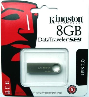 Kingston-DataTraveler-SE9-8GB-Pen-Drive