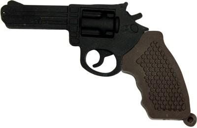 Zeztee Revolver Shape 16  GB Pen Drive Multicolor
