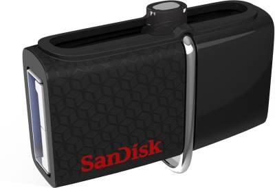 Sandisk Ultra Dual 128 GB Pen Drive Image