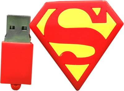 Dreambolic Super Man logo 8 GB Pen Drive