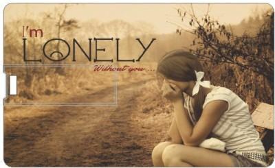 Printland Lonely PC162455 16 GB Pen Drive(Multicolor)