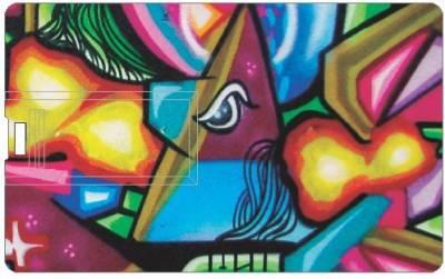 Design Worlds Colorful DWPC161507 16 GB Pen Drive