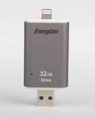 Energizer Ultimate 32GB USB 2.0 Pen Drive Image