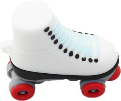 The Fappy Store Roller Skates 8 GB Pen Drive(Multicolor)