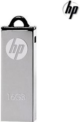 HP v220w 16 GB Pen Drive(Grey)