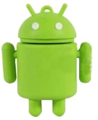 Microware Android Shape Designer 4 GB Pen Drive Image