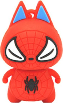 Microware Spider Man Shape 32 GB Pen Drive