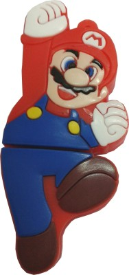 Microware-16GB-Nintendo-Mario-Shape-Pen-Drive