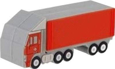 Microware Truck Shape 16 GB Pen Drive Image