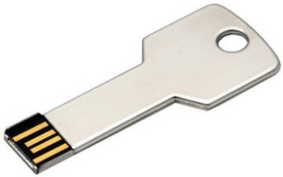 Quace Key 16  GB Pen Drive Silver