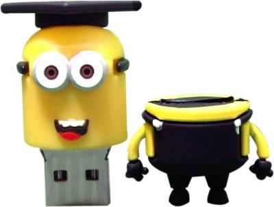 Dreambolic Minion Scholar Head 4 GB Pen Drive