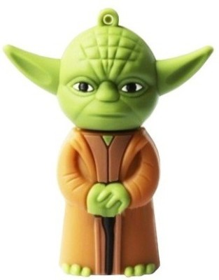 Quace Star Wars Master Yoda 32 GB Pen Drive(Multicolor) at flipkart
