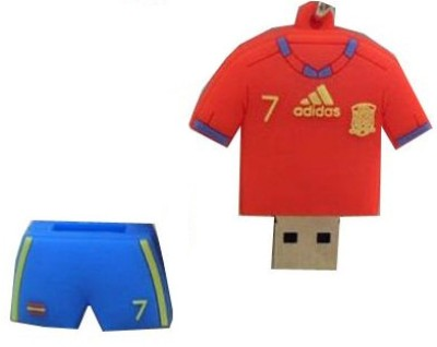 Microware-Football-Jersey-Shape-Designer-8-GB-Pendrive