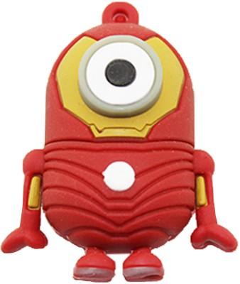 The Fappy Store Owl 8 GB Pen Drive(Multicolor)