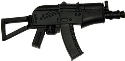 Zeztee AKS 74U Gun Shape 8  GB Pen Drive