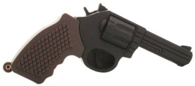 Microware Gun Shape Designer 4 GB Pendrive Image