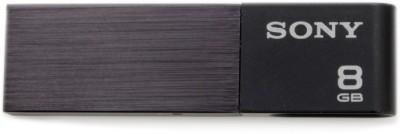 Sony USM8W/B/USM8W/B2 8 GB Pen Drive(Black)