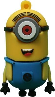 Dreambolic Cute Minion 8 GB  Pen Drive (Yellow)