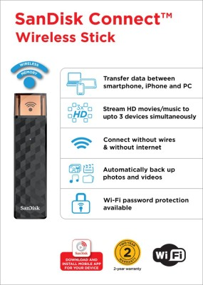 Sandisk-Connect-Wireless-Stick-32GB-Pen-Drive