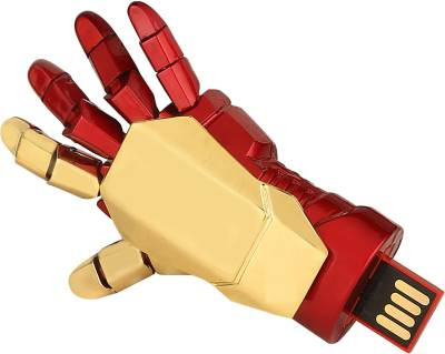 ENRG Utilities Iron Man Hand 16 GB Pen Drive