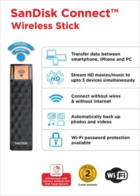 Sandisk-Connect-Wireless-Stick-64GB-Pen-Drive