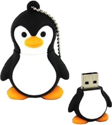Dreambolic Panguin 16 GB  Pen Drive (Black)